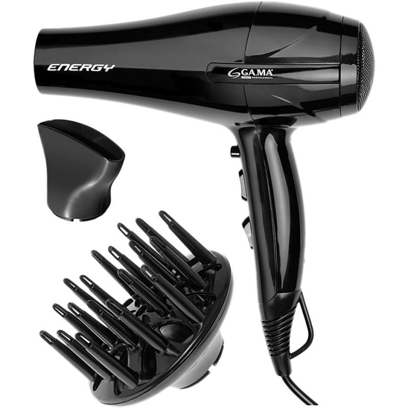 GA.MA A21.Energy Hairdryer