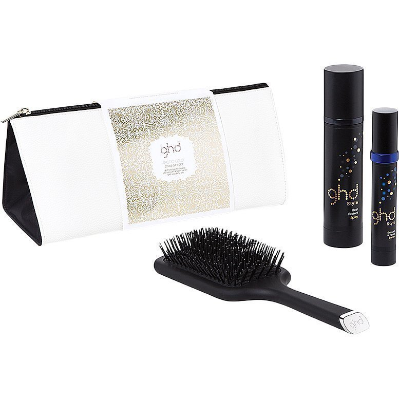 GHD Arctic Gold Style Gift Set