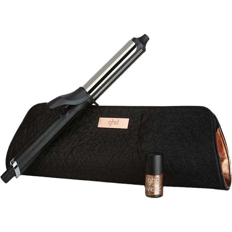 GHD Copper Luxe Collection Soft Curl Tong