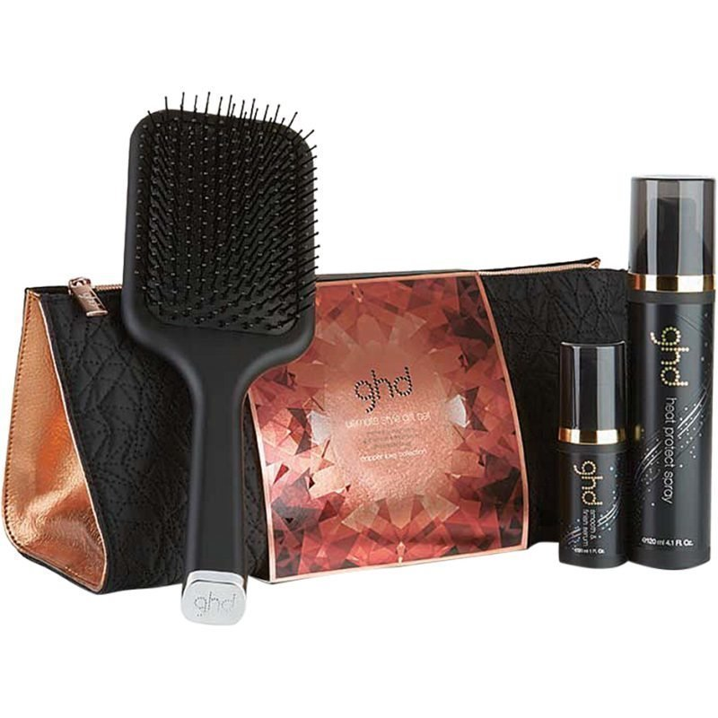 GHD Copper Luxe Collection Style Gift Set