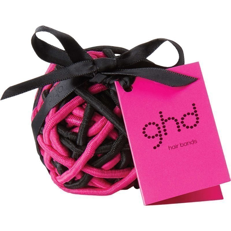 GHD Electric Pink Hair Bands