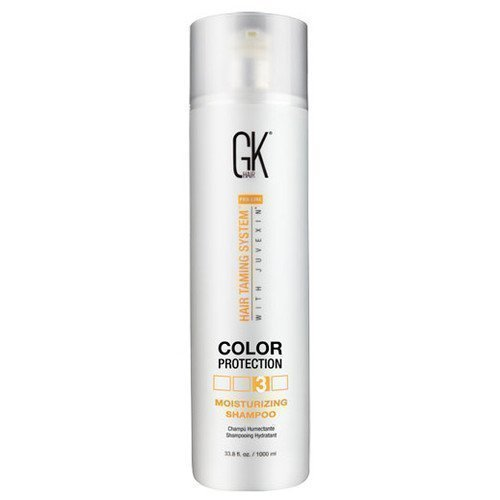 GK Hair Hair Taming System Color Protection Moisturizing Shampoo