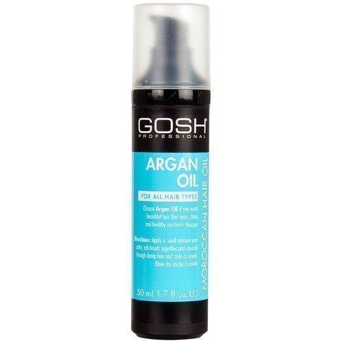 GOSH Argan Oil Moroccan Hair Oil