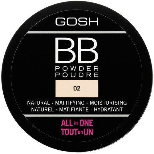GOSH Copenhagen BB Powder All In One 08 Chestnut