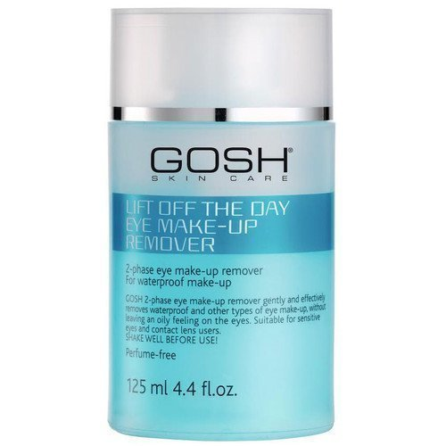 GOSH Copenhagen Eye Make-Up Remover 2 Phase