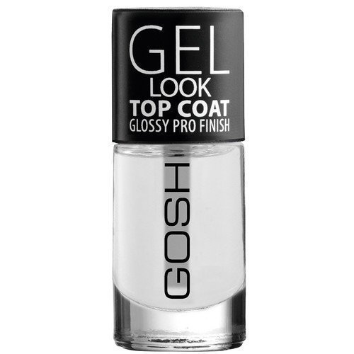 GOSH Copenhagen Gel Look Top Coat Glossy Pro Finish
