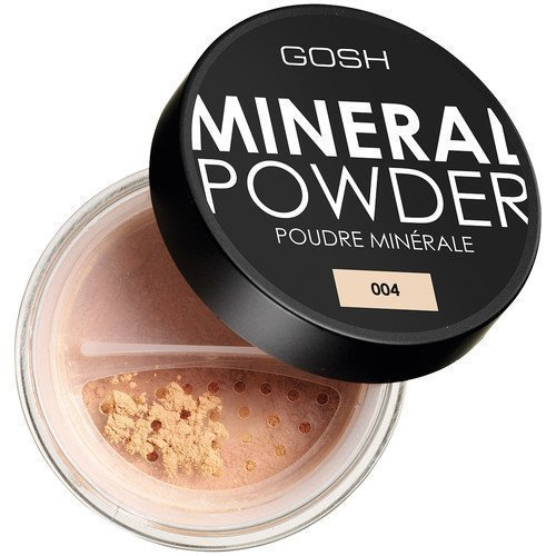 GOSH Copenhagen Mineral Powder 004 Natural