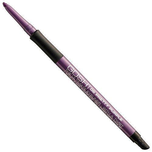 GOSH Copenhagen The Ultimate Eyeliner With A Twist 06 Pretty Purple