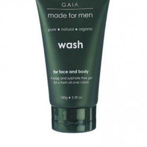 Gaia Face/Body Wash 150 ml Valkoinen