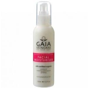 Gaia Facial Moisturiser 125 Ml Päivävoide