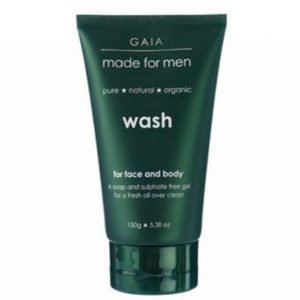 Gaia Made For Men Face / Body Wash 150 Ml