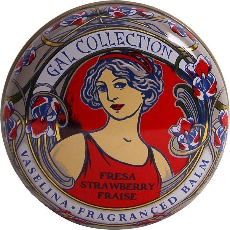 Gal Collection Vaselina Strawberry Lip Balm 15ml