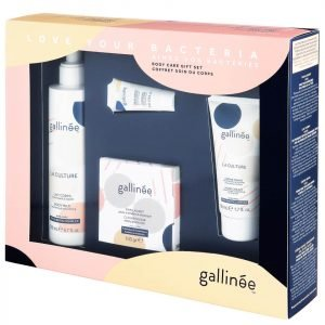 Gallinée Love Your Bacteria Body Gift Set
