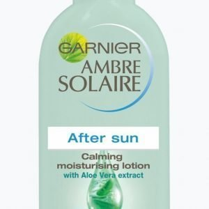 Garnier Ambre Solaire After Sun Milk Aurinkovoide