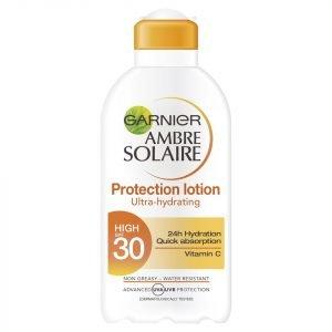 Garnier Ambre Solaire Ultra-Hydrating Sun Cream Spf 30 200 Ml