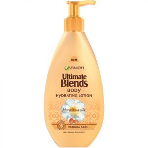 Garnier Body Ultimate Blends Hydrating Lotion 400 Ml
