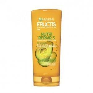 Garnier Fructis Nutri Repair 3 Hoitoaine Kuiville Ja Vaurioituneille Hiuksille 200 Ml