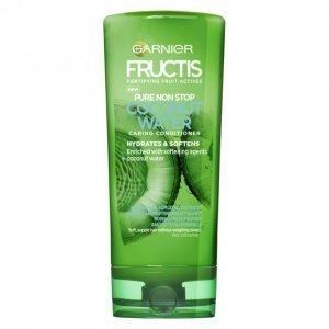 Garnier Fructis Pure Non Stop Coconut Water Hoitoaine Normaali Rasvoittuva 200 Ml