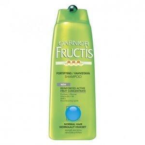 Garnier Fructis Shampoo Normaleille Hiuksille 250 Ml