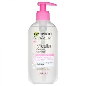 Garnier Micellar Gel Face Wash 200 Ml