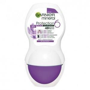 Garnier Mineral Deodorant Protection 6 Roll-On Deodorantti 50 Ml