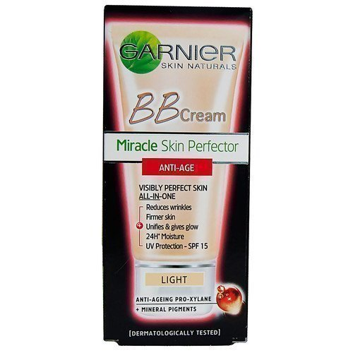 Garnier Miracle Skin Perfector Anti-Age BB Cream Light