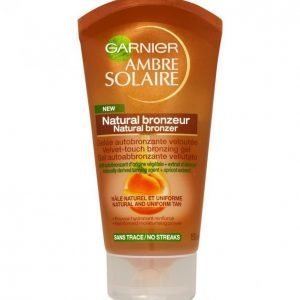 Garnier Naturalbronzer Itseruskettava Geeli 150 Ml