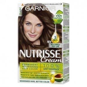 Garnier Nutrisse 5.0 Brown Kestoväri