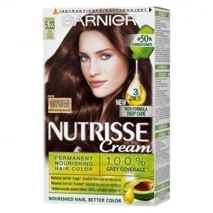 Garnier Nutrisse 5.23 Rose Gold Kestoväri