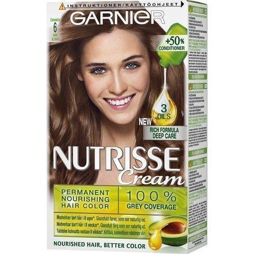 Garnier Nutrisse Cream 6 Cinnamon