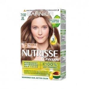 Garnier Nutrisse Cream 7. 132 Nude Dark Blonde Kestoväri