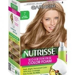 Garnier Nutrisse Nourishing Hair Colour 7 Dark Blonde Hiusväri