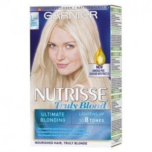 Garnier Nutrisse Truly Blonde L +++ Vaalennusaine