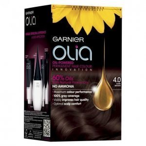 Garnier Olia 4.0 Dark Brown Kestoväri