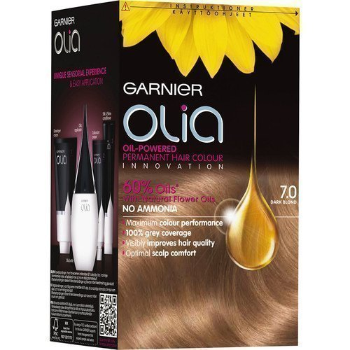 Garnier Olia Permanent Hair Colour 7.0 Dark Blond