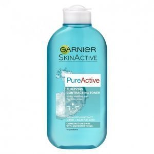 Garnier Pure Active Kasvovesi 200 Ml