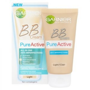 Garnier Pure Active Light Bb Cream 50 Ml