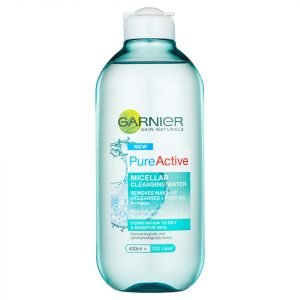 Garnier Pure Micellar Cleansing Water 400 Ml