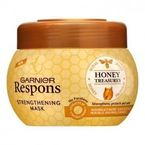 Garnier Respons Honey Treasure Hiusnaamio 300 Ml
