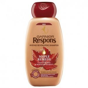 Garnier Respons Maple Remedy Shampoo 250 Ml