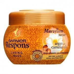 Garnier Respons Marvellous Nectar Hiusnaamio 300 Ml