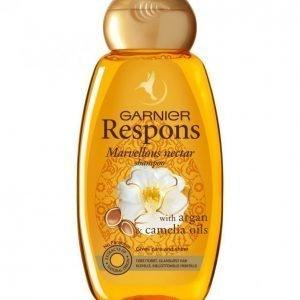 Garnier Respons Marvellous Nectar Shampoo 250 Ml