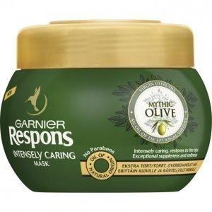 Garnier Respons Mythic Olive Hiusnaamio 300 Ml