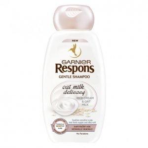 Garnier Respons Oat Milk Delicacy Shampoo 250 Ml