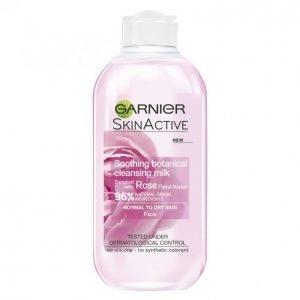 Garnier Skin Active Rose Rauhoittava Puhdistusmaito 200 Ml