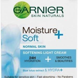 Garnier Skin Naturals Moisture + Soft Kasvovoide 50 Ml