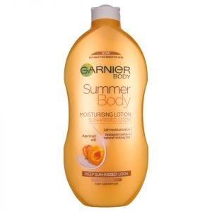Garnier Summer Body Lotion Deep 400 Ml