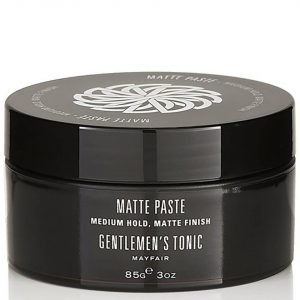 Gentlemen's Tonic Hair Styling Matte Paste 85 G
