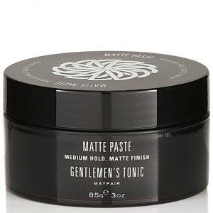 Gentlemen's Tonic Hair Styling Matte Paste 85 G