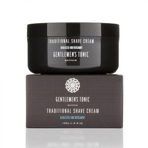 Gentlemen's Tonic Traditional Shave Cream 125 G